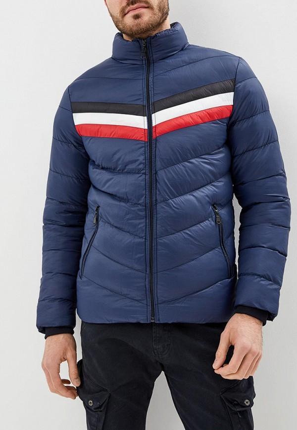 Купить Куртка утепленная Chromosome, ch036emcwyh6, синий, Осень-зима 2018/2019