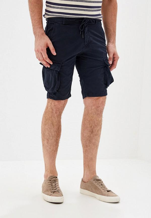 Фото - мужские шорты Chromosome синего цвета