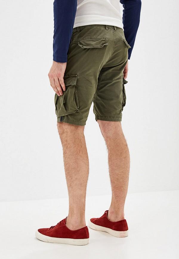 Фото 3 - мужские шорты Chromosome цвета хаки