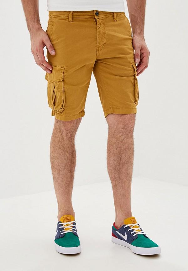 Фото - мужские шорты Chromosome желтого цвета