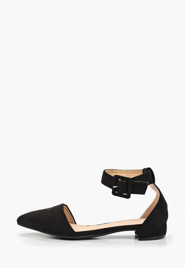 женские туфли chassè, черные