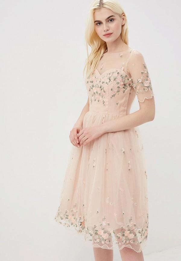 Платье Chi Chi London Chi Chi London CH041EWAOGN3 платье chi chi london chi chi london ch041ewxnh26