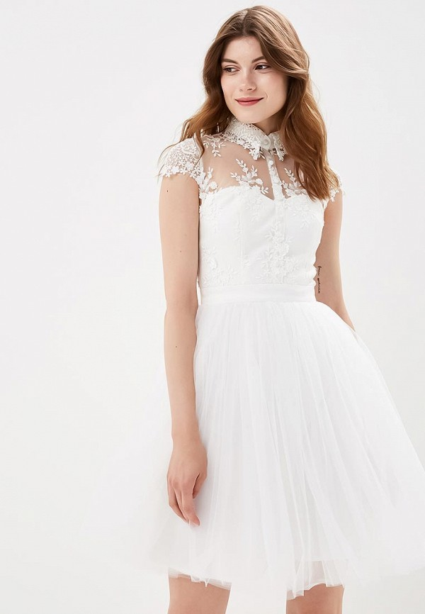 Платье Chi  London    CH041EWCLOR2