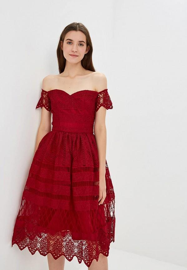 Платье Chi Chi London Chi Chi London CH041EWCTTA0 chi двойной красный chi ionic 4rr