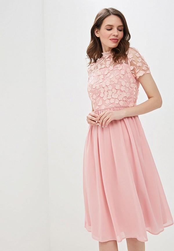 Платье Chi Chi London Chi Chi London CH041EWEWQA8 худи print bar chi sweet home