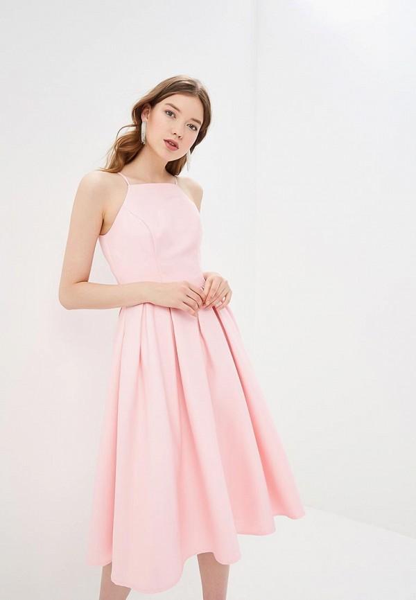 Платье Chi Chi London Chi Chi London CH041EWEWQB4 худи print bar chi sweet home