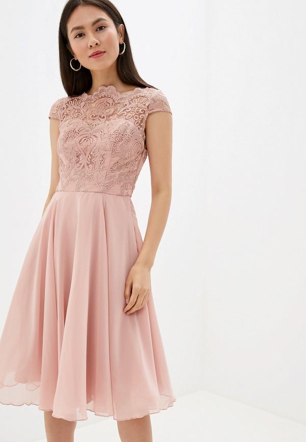 Платье Chi Chi London Chi Chi London CH041EWFUJU0