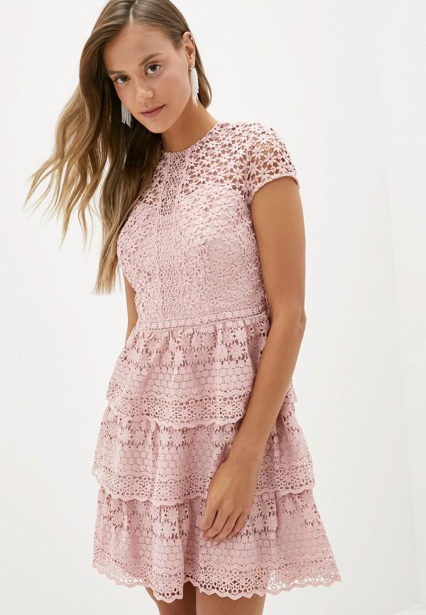 Платье Chi Chi London Chi Chi London CH041EWGRNE2