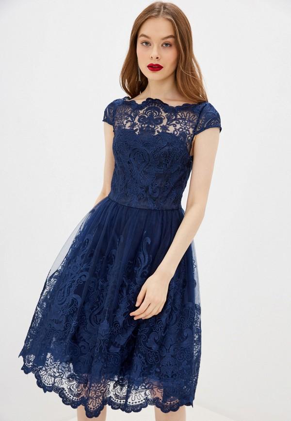 цена Платье Chi Chi London Chi Chi London CH041EWGRNE7 онлайн в 2017 году