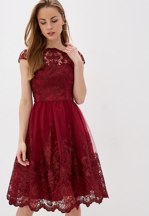 Платье Chi Chi London Chi Chi London CH041EWHSNW2 цена