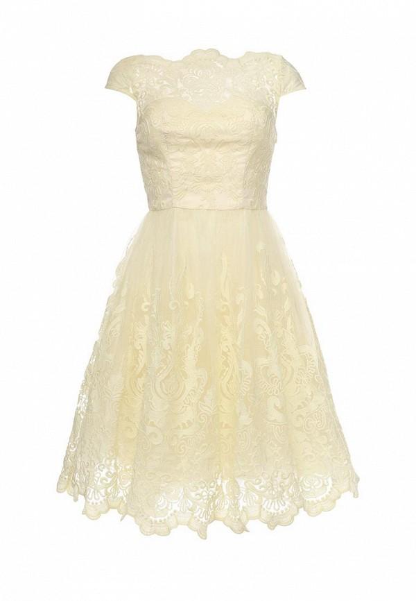 Платье Chi Chi London Chi Chi London CH041EWTGU27 бур matrix 71048