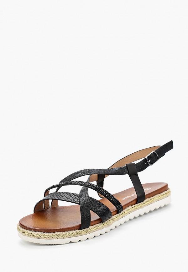 женские сандалии chicmuse, черные