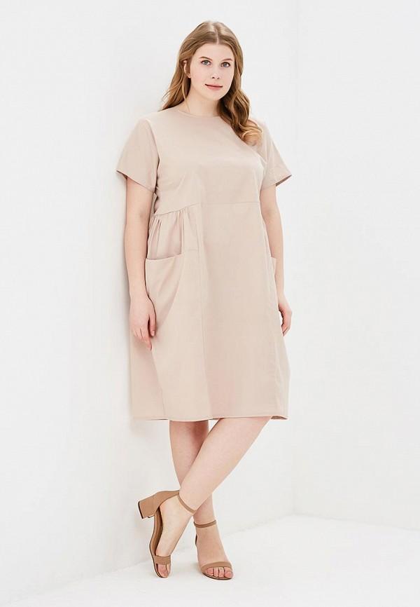 Платье Chic de Femme Chic de Femme CH055EWATHF4 цены онлайн