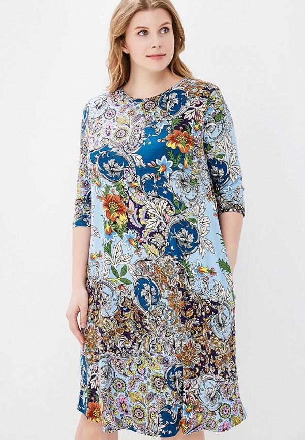 Платье Chic de Femme Chic de Femme CH055EWATHF8 romain gary clair de femme