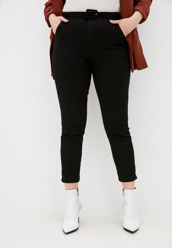 женские джинсы скинни chic de femme, черные