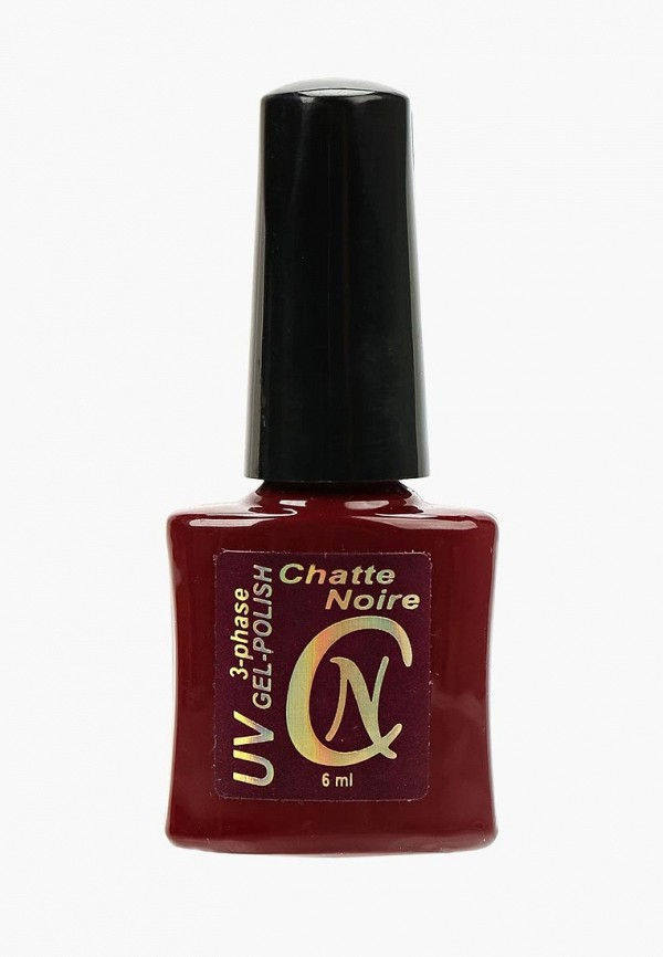 Гель-лак для ногтей Chatte Noire Chatte Noire CH059LWANGG1 лак для ногтей chatte noire chatte noire ch059lwcxzg4