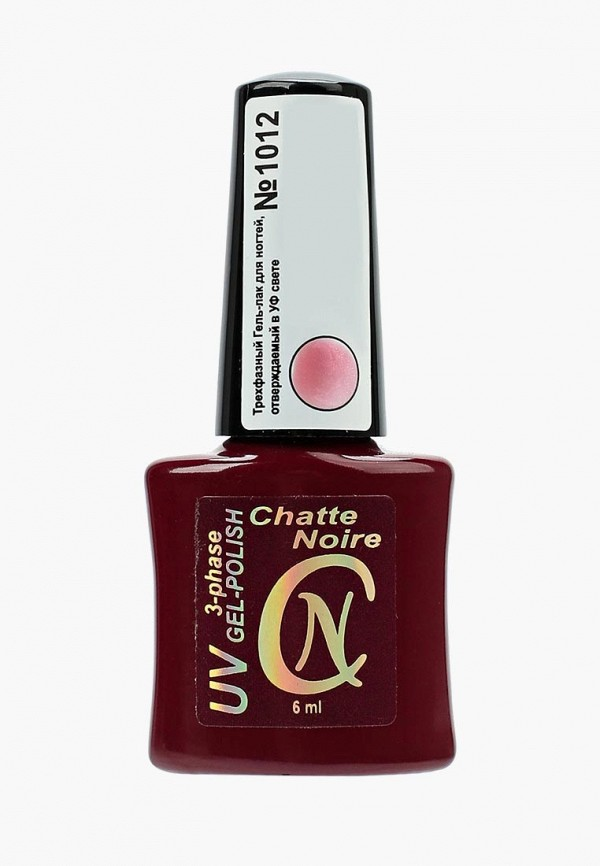Гель-лак для ногтей Chatte Noire Chatte Noire CH059LWANGG3 лак для ногтей chatte noire chatte noire ch059lwcxzg3