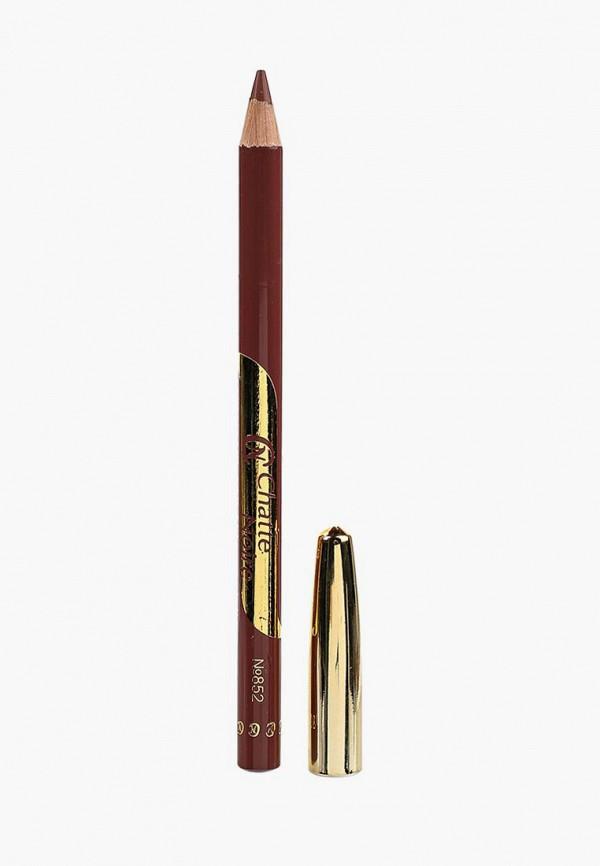 карандаш для губ chatte noire, бордовый