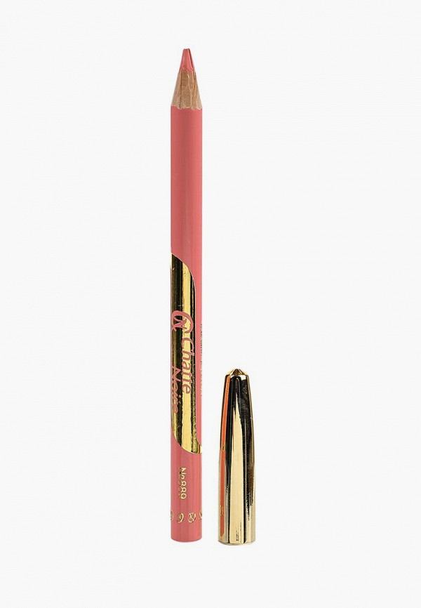 карандаш для губ chatte noire, розовый