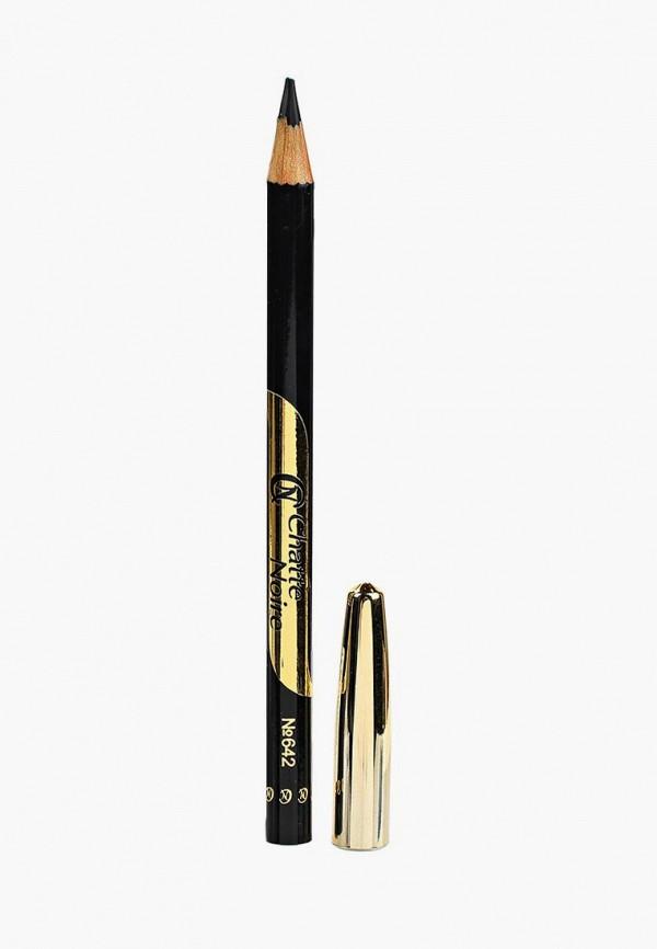 женский карандаш для глаз chatte noire, черный