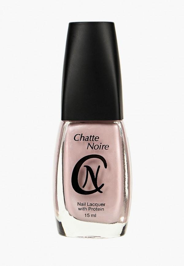 лак для ногтей chatte noire, фиолетовый