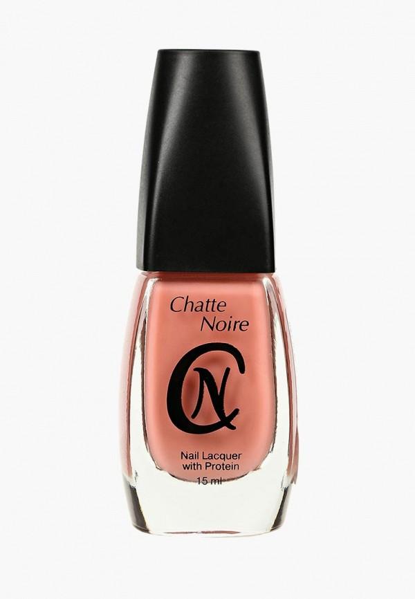 лак для ногтей chatte noire, розовый