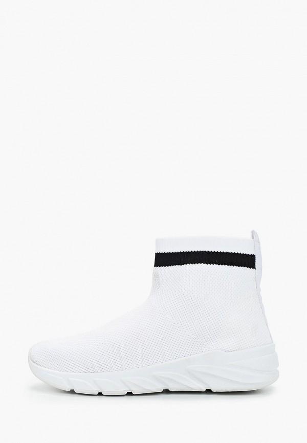 женские кроссовки chiara foscari, белые