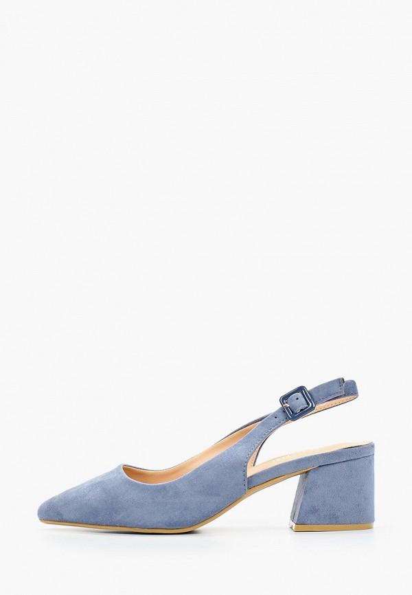 женские туфли chiara foscari, синие