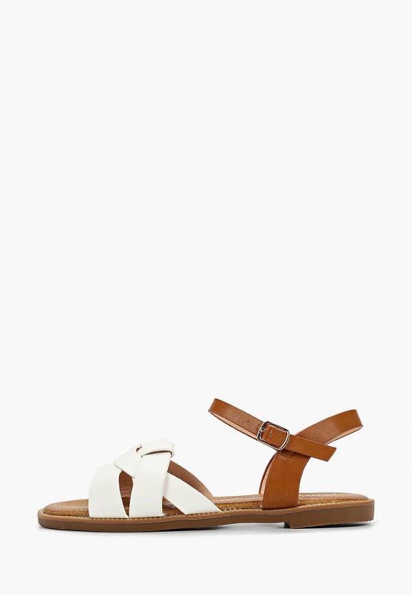 женские сандалии chiara foscari, белые