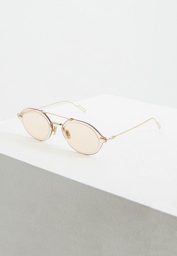 Очки солнцезащитные Christian Dior Christian Dior CH587DUEYDP0 очки солнцезащитные christian dior christian dior ch587dwfdac5
