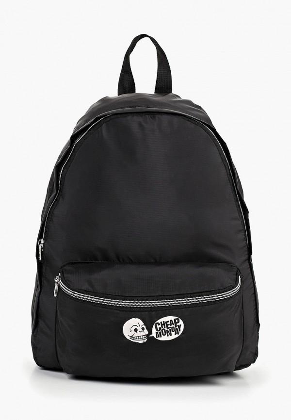 женский рюкзак cheap monday, черный