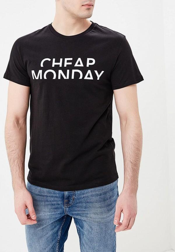 Футболка Cheap Monday Cheap Monday CH839EMAAMV1 футболка cheap monday cheap monday ch839ewwwj82
