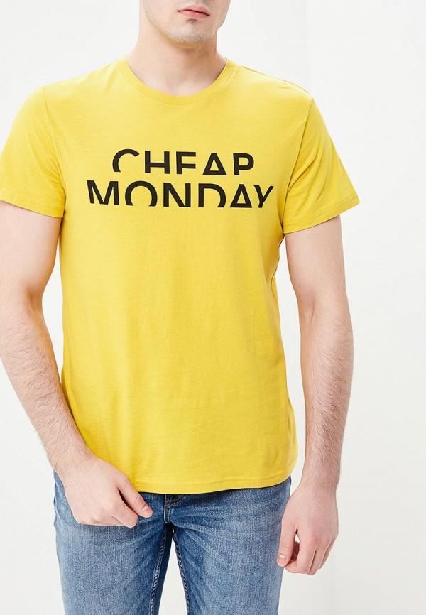 Футболка Cheap Monday Cheap Monday CH839EMAAMV2 футболка cheap monday cheap monday ch839ewwwj82