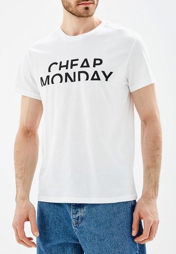 Футболка Cheap Monday Cheap Monday CH839EMAAMV3 футболка cheap monday cheap monday ch839ewwwj82