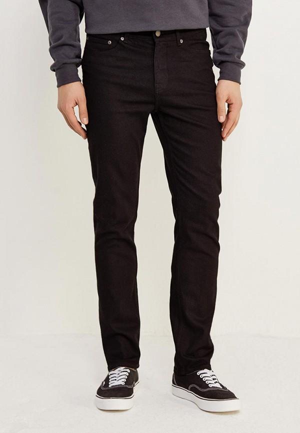 мужские прямые джинсы cheap monday, черные