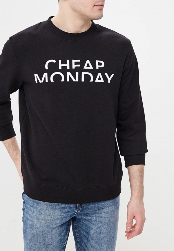 Свитшот Cheap Monday Cheap Monday CH839EMAAMW3 cheap monday перчатки