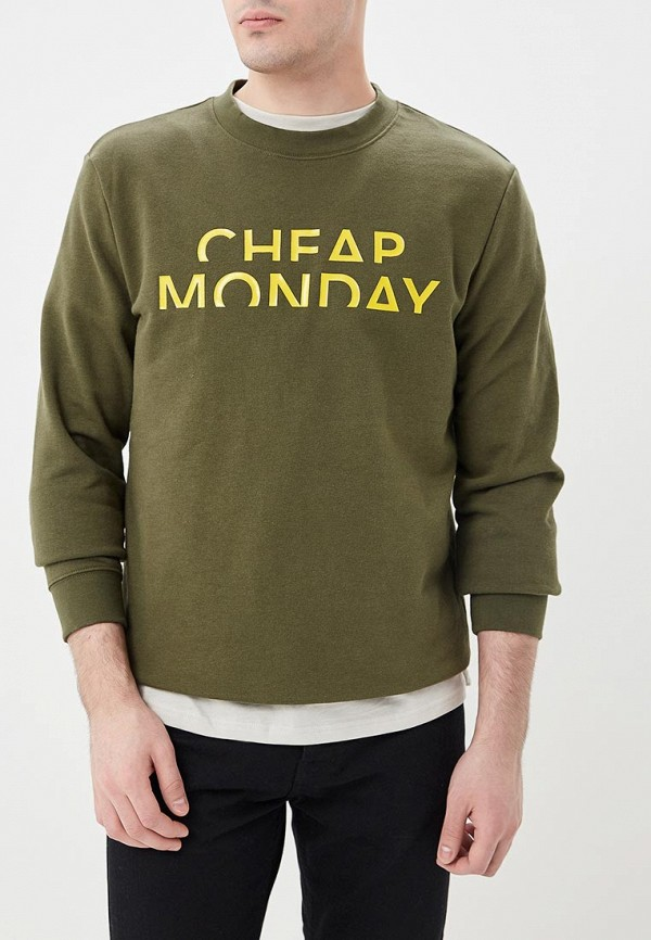 Свитшот Cheap Monday Cheap Monday CH839EMAAMW8 свитшот cheap monday cheap monday ch839ewwwj91
