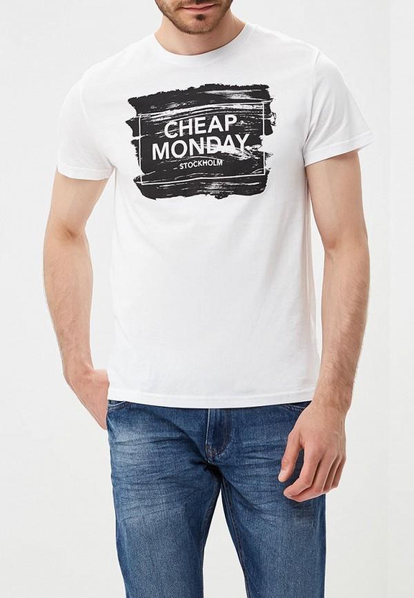 Футболка Cheap Monday Cheap Monday CH839EMAAMX2 футболка cheap monday cheap monday ch839ewwwj82