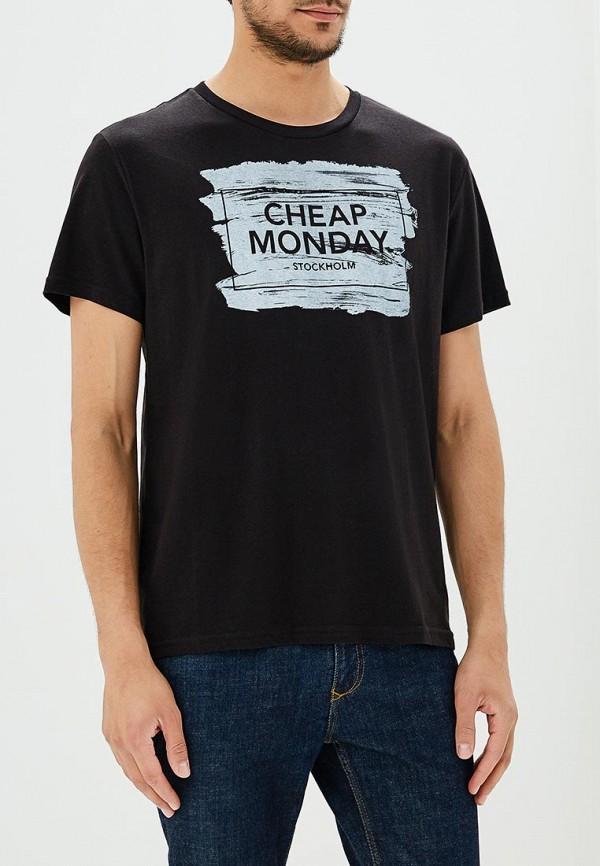 Футболка Cheap Monday Cheap Monday CH839EMAAMX3 футболка cheap monday cheap monday ch839ewwwj82
