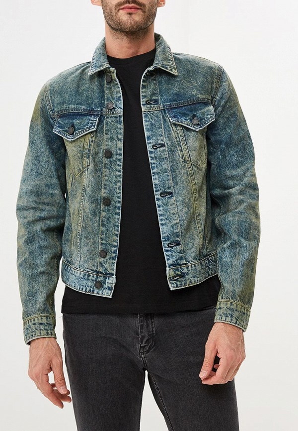 Куртка джинсовая Cheap Monday Cheap Monday CH839EMCBOD1 куртка утепленная cheap monday cheap monday ch839emwwj95