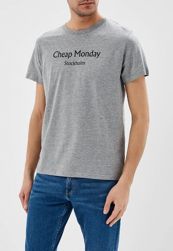Футболка Cheap Monday Cheap Monday CH839EMDSBN8 футболка cheap monday 450608 white