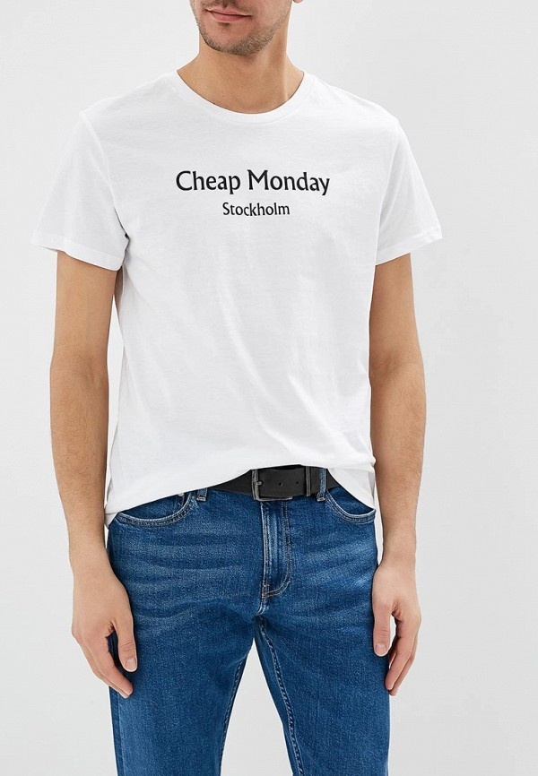 Футболка Cheap Monday Cheap Monday CH839EMDSBN9 цены