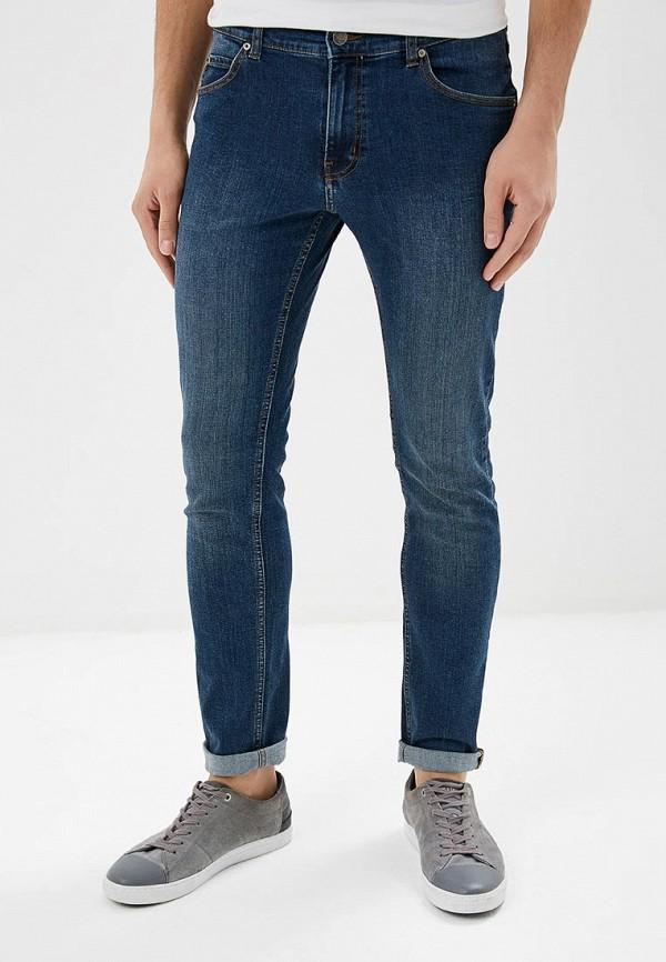 мужские зауженные джинсы cheap monday, синие