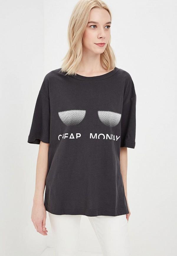 Футболка Cheap Monday Cheap Monday CH839EWAANA0 футболка cheap monday cheap monday ch839ewwwj82