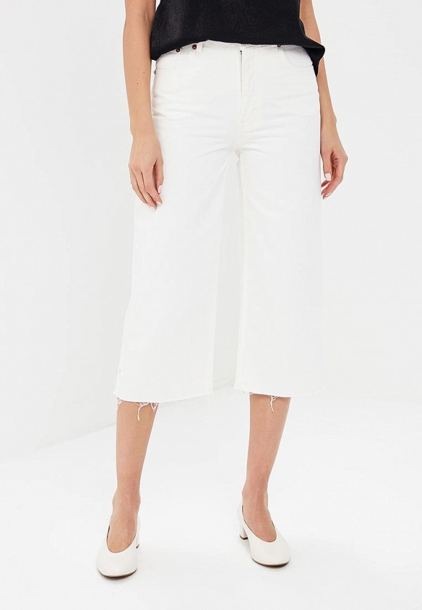 женские джинсы клеш cheap monday, белые