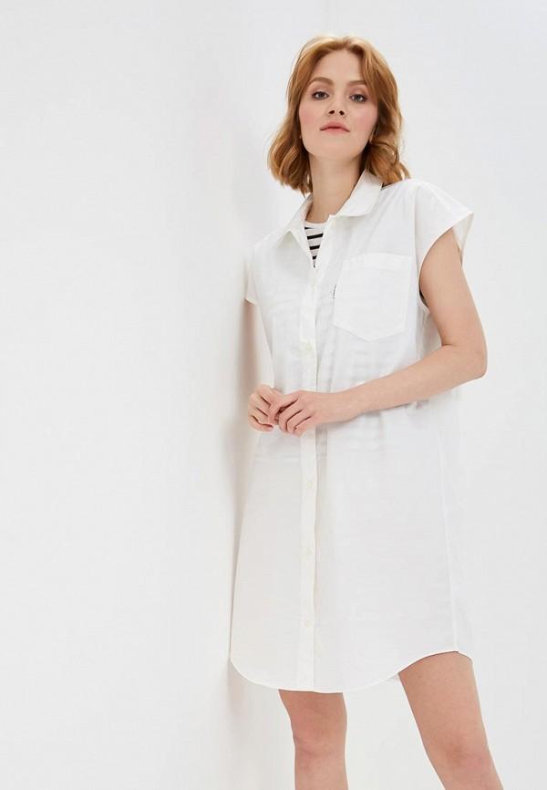 женское повседневные платье cheap monday, белое