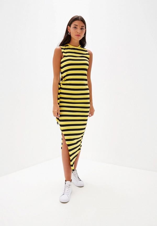женское платье cheap monday, желтое