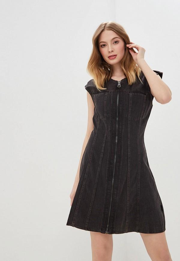 Платье джинсовое Cheap Monday Cheap Monday CH839EWDSEC0 платье cheap monday цвет белый черный 0515829 размер xs 40