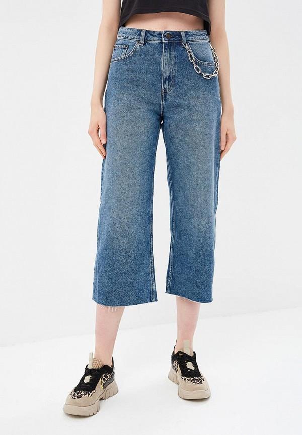 женские джинсы клеш cheap monday, синие