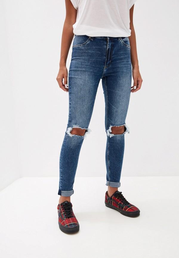 женские джинсы cheap monday, синие